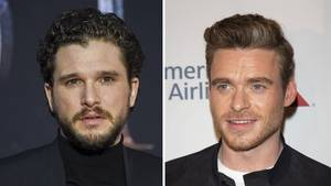 Kit Harrington und Richard Madden