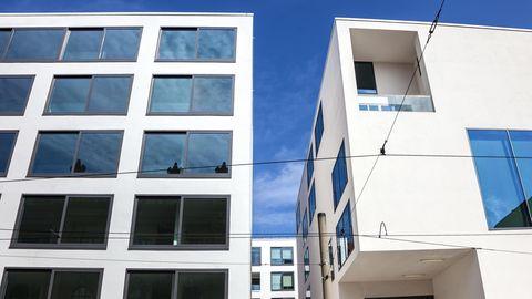 Neubauten im Historischen Zentrum von Berlin