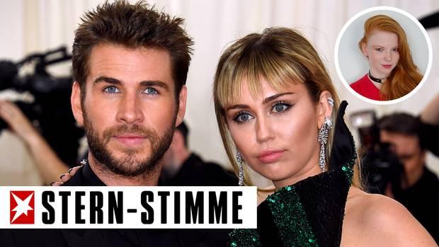 Liam Hemsworth und Miley Cruys haben es nicht allzu lange als Ehepaar ausgehalten