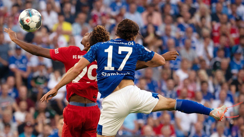 Bayern Schalke Coman