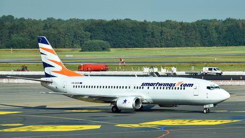 Boeing 737-400 betrieben von Star East Airlines