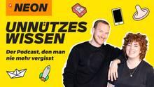 NEON Unnützes Wissen Podcast