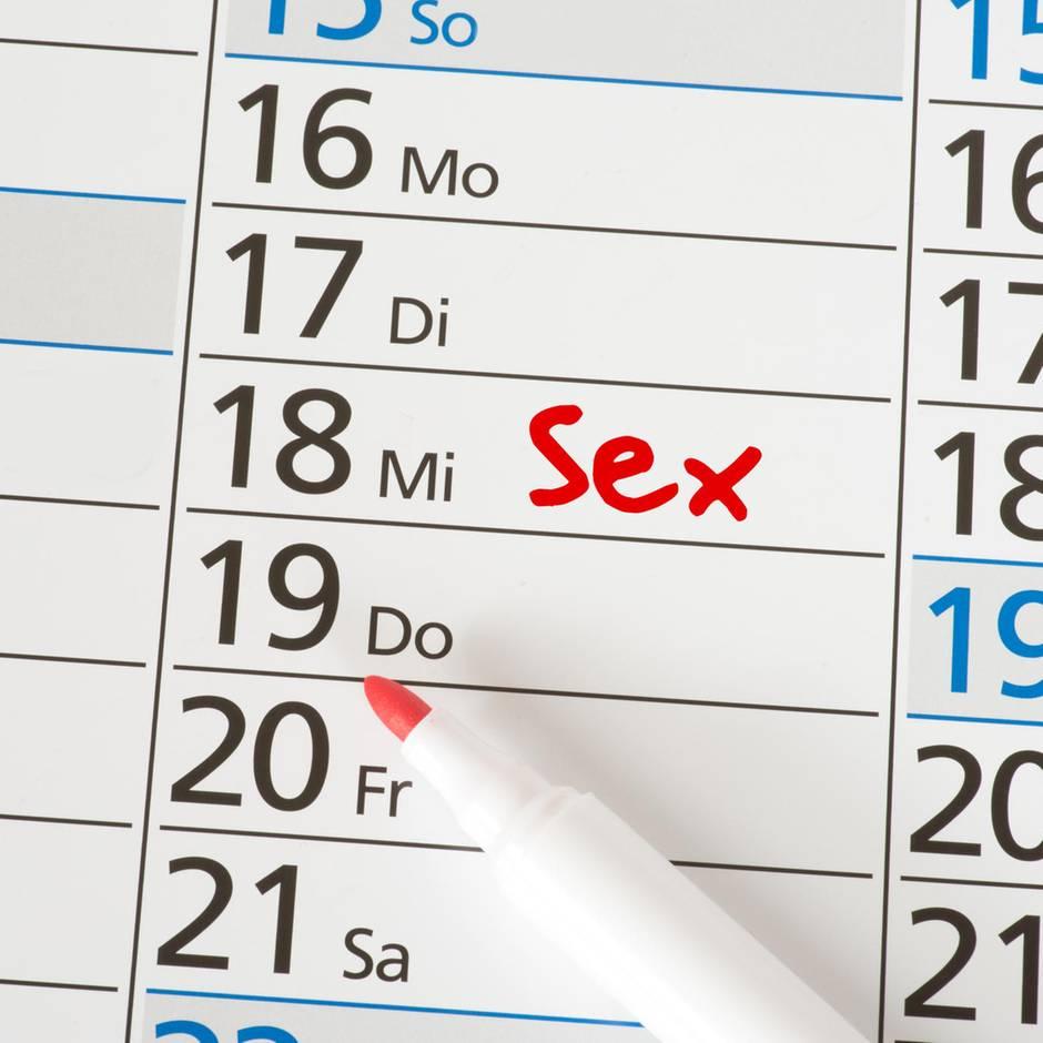 """Der NEON-Dreier : """"In zwei Tagen passiert es"""": Warum Sex mit Termin besonders schön sein kann"""
