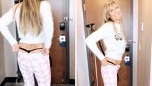 Heidi Klum passt nicht mehr in Größe S – und nimmt es mit Humor
