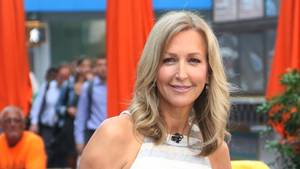 US-Moderatorin Lara Spencer