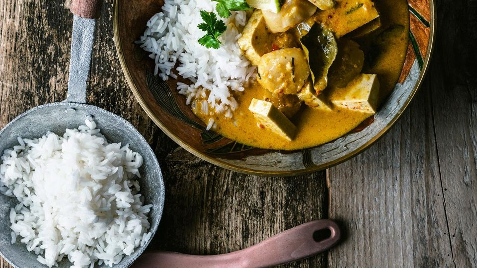 Malayisches Curry