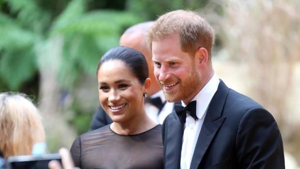 Werden Harry und Meghan zur Hochzeit von Cressida Bonas gehen?