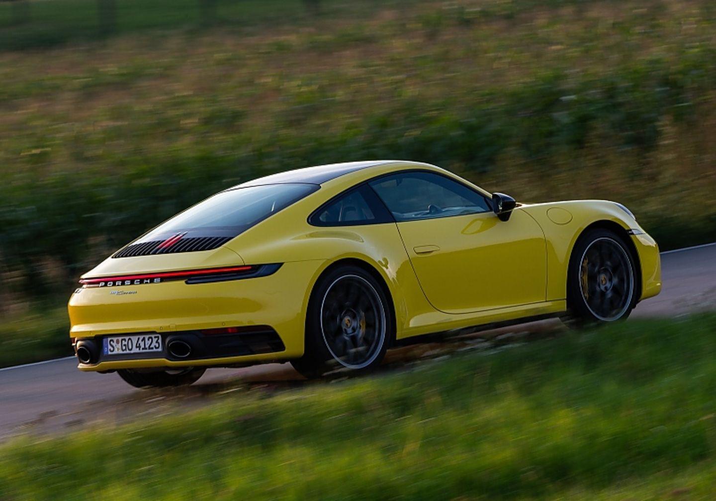 Porsche 911 Carrera Baureihe 992