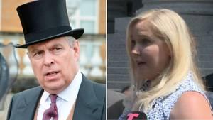 Epstein-Fall vor Gericht: Mutmaßliches Opfer bekräftigt Vorwürfe gegen Prinz Andrew