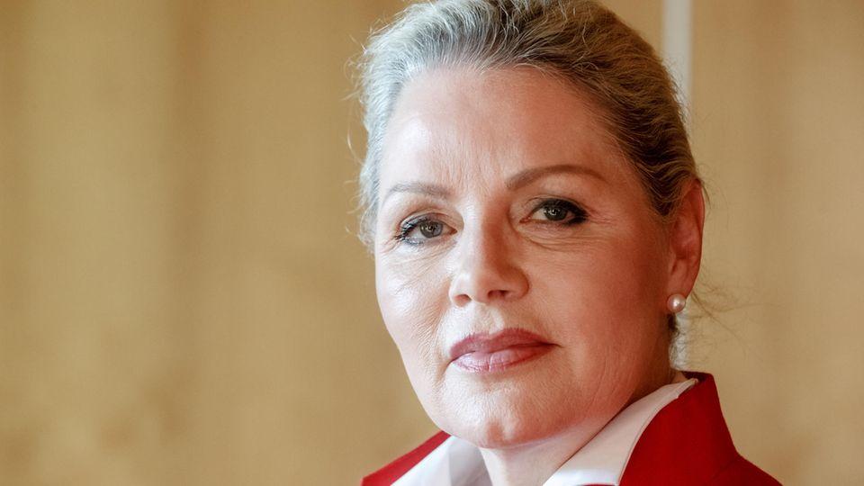 Doris Fürstin von Sayn-Wittgenstein ist selbst der AfD zu rechts