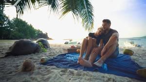 Bachelorette Gerda und Tim
