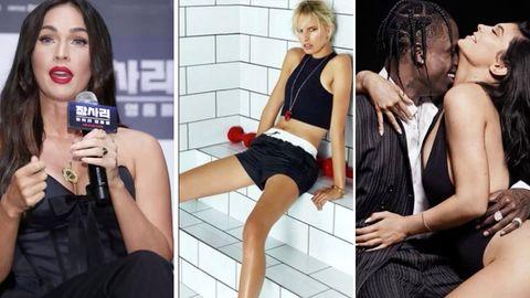 Auch die Hollywood-Stars haben kleinere und größere Makel