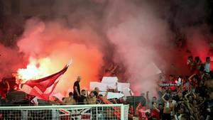 Homophobe Rufe - Ligue-1-Spiel in Nizza von Schiedsrichter unterbrochen