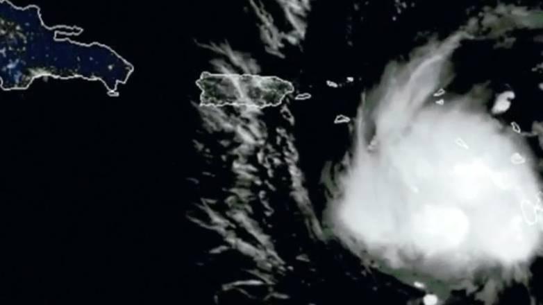 "Karibik: Hurrikan ""Dorian"" fegt über Jungferninseln hinweg"