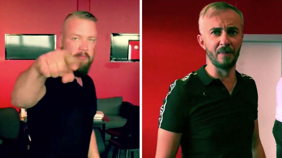Jan Böhermann parodiert Rapper Kollegah