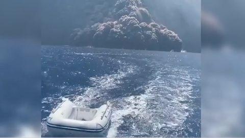 """Nach Ausbruch des Stromboli: In Süditalien liegt das """"gefährlichste Vulkangebiet der Welt"""""""