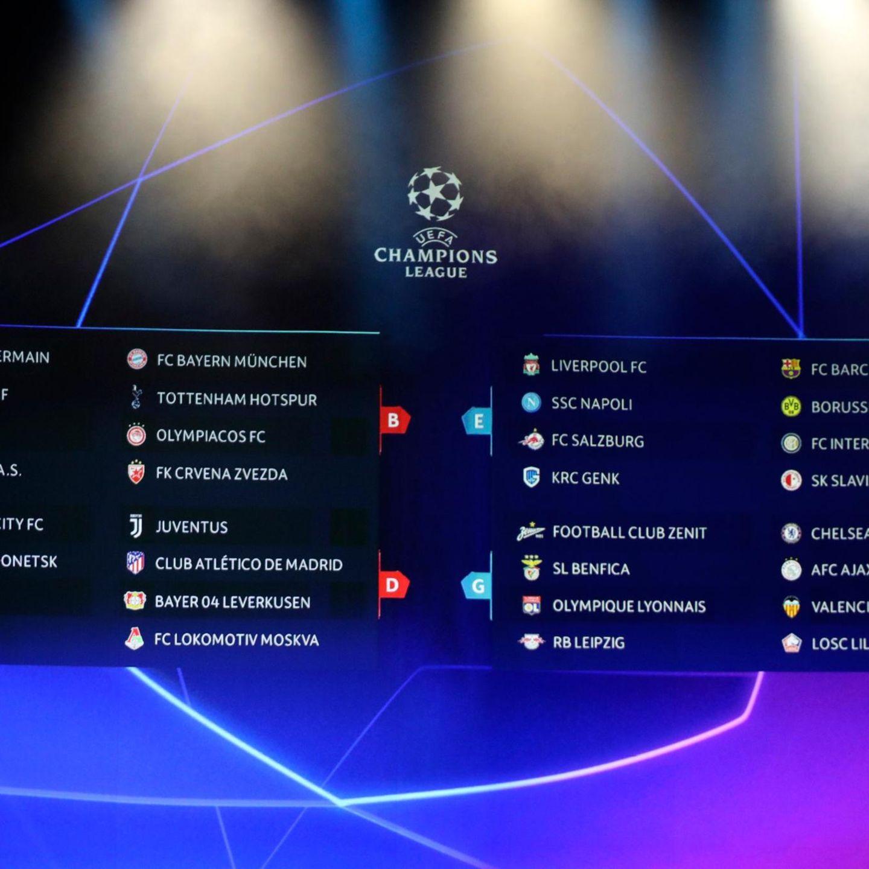 Barca Inter Tottenham Juve Atlético Das Werden Fantastische Champions League Nächte Stern De