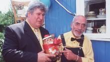 """Helmut Krauss in seiner Rolle als Herr Paschulke in """"Löwenzahn"""""""
