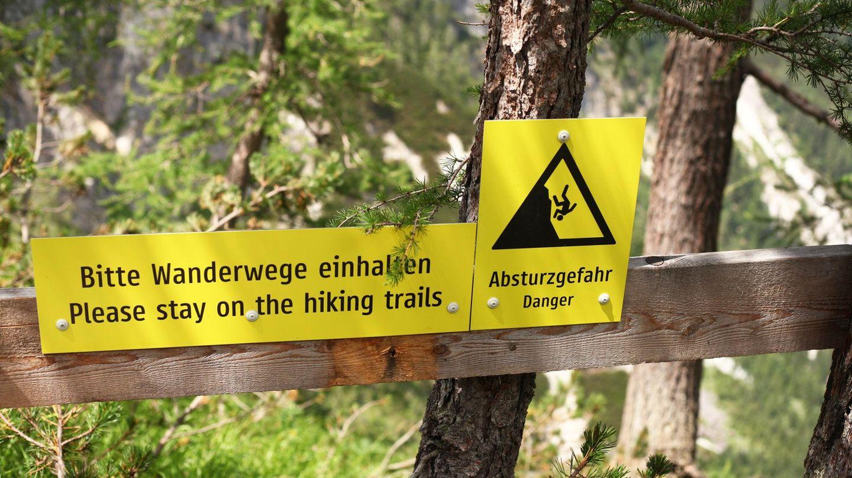 Österreich - Alpen - Tote