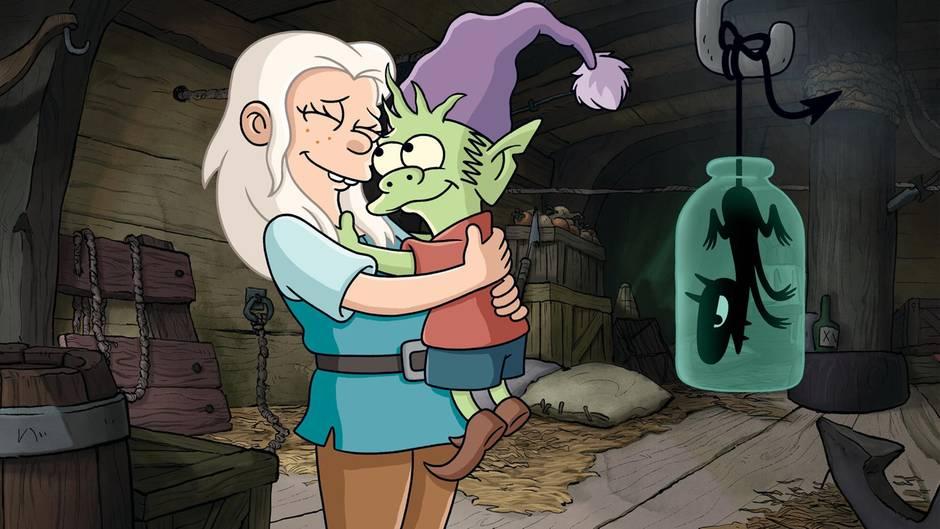 Bean und Elfo