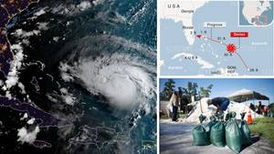"""Warum Hurrikan """"Dorian"""" so gefährlich ist"""