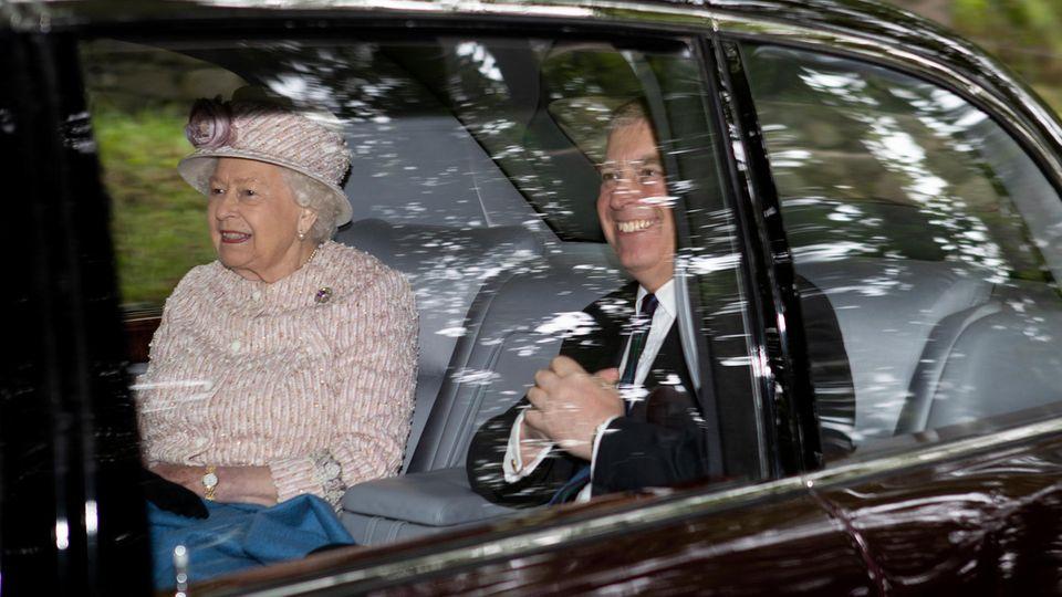 Großbritannien: Prinz Andrew und der Skandal um Jeffrey Epstein