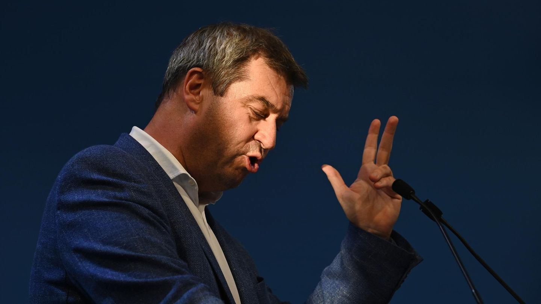 Bayerns Ministerpräsident Markus Söder (CSU)