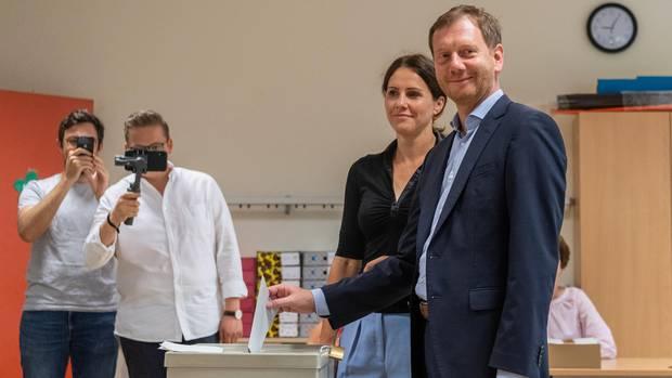 Landtagswahl sachsen brandenburg - kretschmer