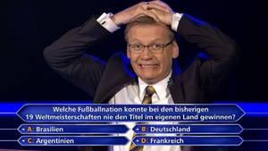 """Eine Erfolgsgeschichte: Günther Jauch und """"Wer wird Millionär?"""""""