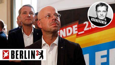 Brandenburgs AfD-Chef Andreas Kalbitz