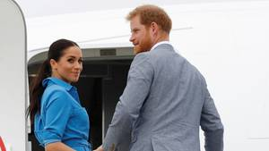 Thomas Markle übt Kritik an Herzogin Meghan und Prinz Harry