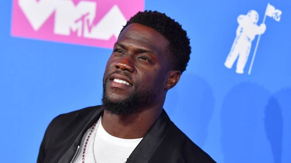 Kevin Hart auf den MTV Music Awards 2018.