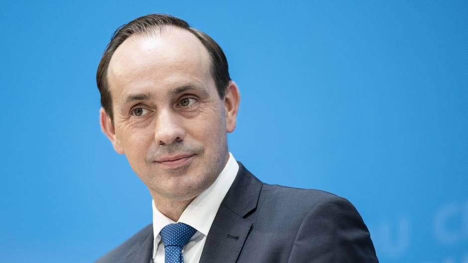 Ingo Senftleben, CDU-Spitzenkandidat in Brandenburg, ist bereit zu Gesprächen über eineKoalition von SPD, CDU und Grünen