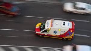 Krankenwagen in Spanien
