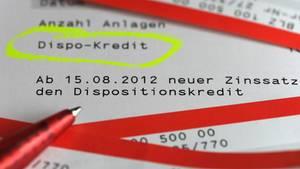 Sparkasse - Volksbank - Sollzinsen - Abzocke - NDR