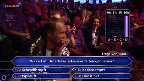 Wer wird Millionär: Oliver Pocher