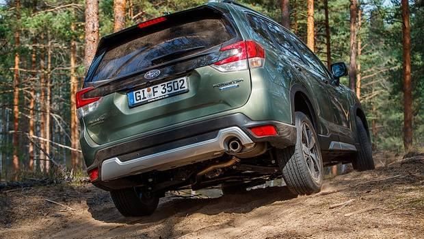 Subaru Forester e-Boxer