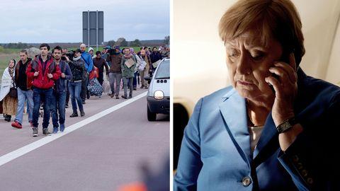 """""""Stunden der Entscheidung – Angela Merkel und die Flüchtlinge"""""""