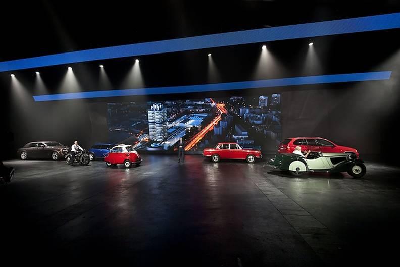 BMW IAA historisch