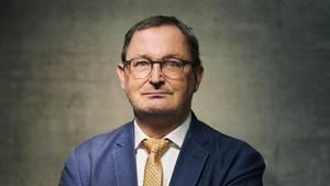 Günther Jonitz, 61, Präsident der Ärztekammer Berlin