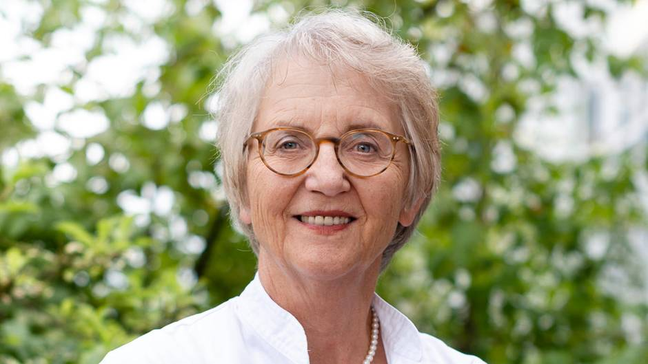 Ingeborg Krägeloh-Mann, Präsidentin der Deutschen Gesellschaft für Kinder- und Jugendmedizin