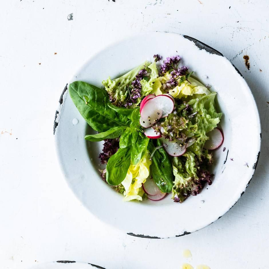 Rezepte zum Nachkochen: Immer gut einölen – diese Vinaigrette macht jeden Salat zum Star