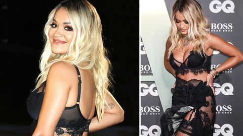 Rita Ora bei den GQ Awards in London