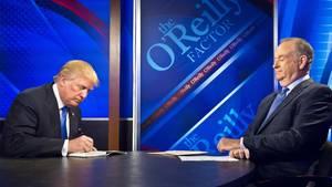 Donald Trump O'Reilly