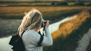 Das Fotografieren mit einer Spiegelreflexkamera für Einsteiger macht Spaß
