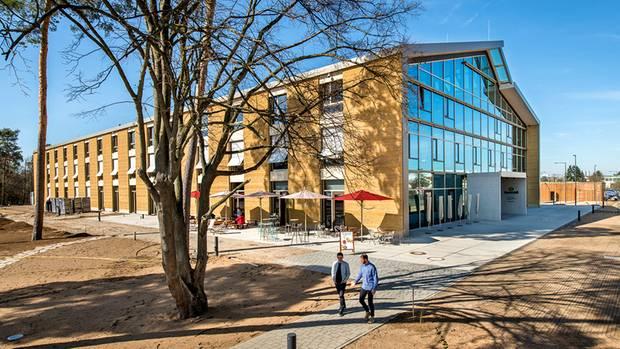 Alnatura-Zentrale in Darmstadt