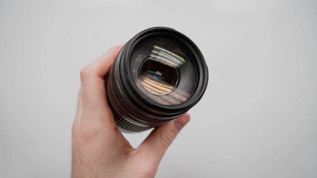Die Auswahl des richtigen Objektivs entscheidet über das Ergebnis des Fotos