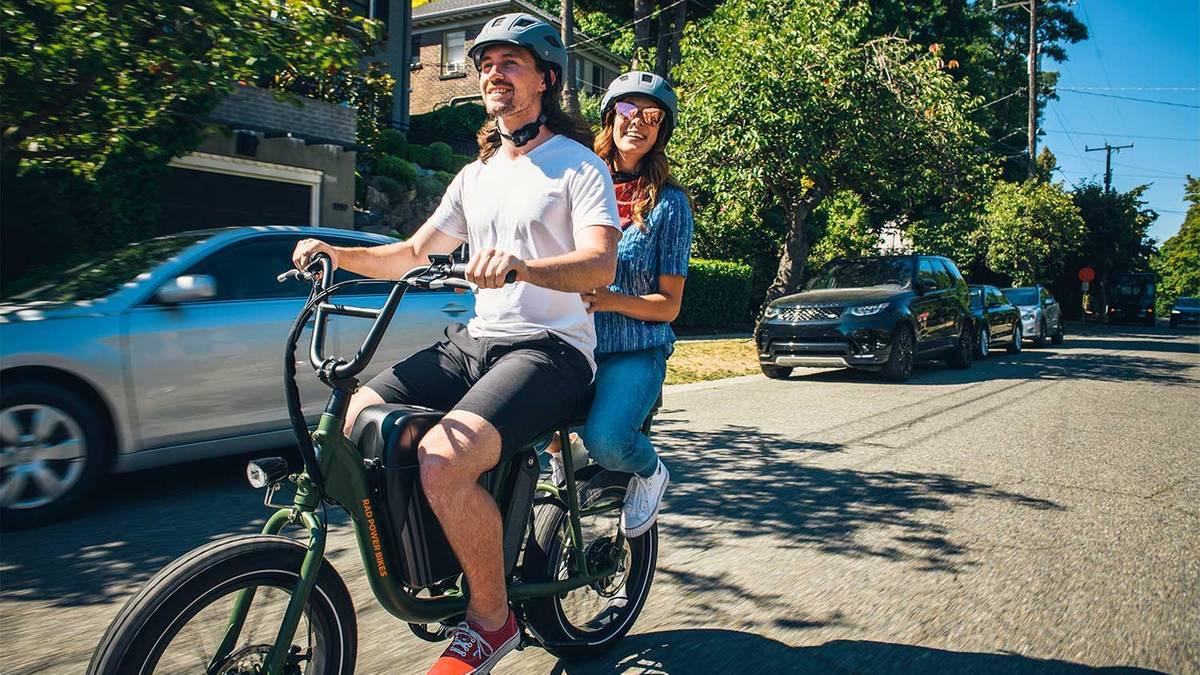 Micro-Mobilität: RadRunner – jetzt kommt der Bike-Scooter mit Elektroantrieb