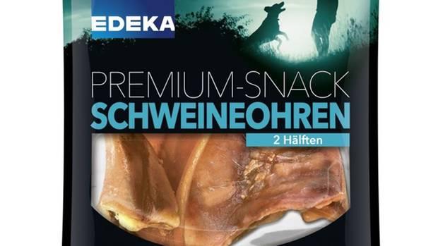Rückruf von Edeka Schweineohren aufgrund von Salmonellen