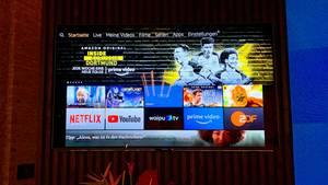 Bei den Fernsehern arbeitet Amazon unter anderem mit Grundig zusammen